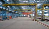 船舶裝焊生産線